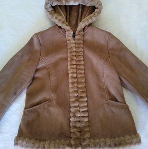 Braetan Faux Fur Jacket